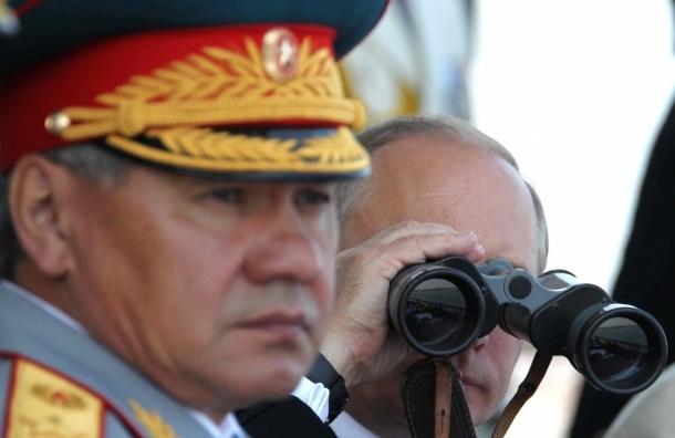 Сергей Шойгу потребовал создать службу по выявлению военнослужащих, употребляющих наркотики