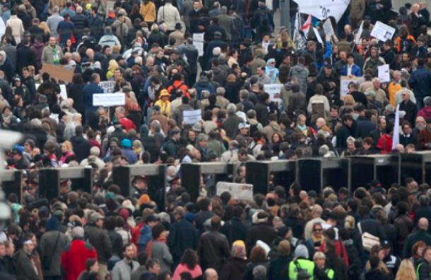 Столичные власти согласовали митинг в защиту политзаключенных