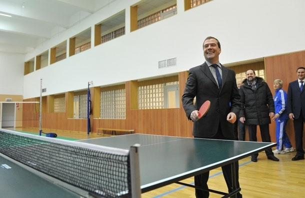 Первый открытый чемпионат по настольному теннису в Москве ждет чемпионов