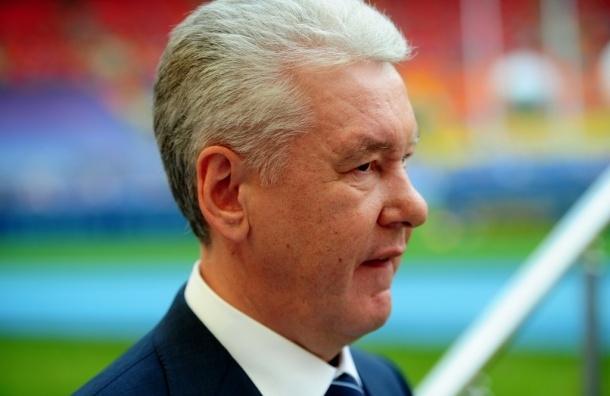 Собянин подал документы для регистрации кандидатом на выборах