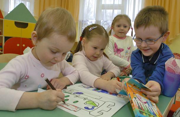 Очередь в детский сад будет формироваться по признаку