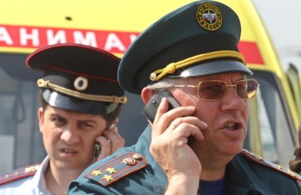 В Москве эвакуировали жильцов из дома, где образовались большие трещины