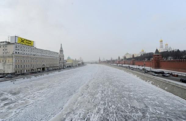 Избавить Москву-реку от промышленных выбросов - Гордума