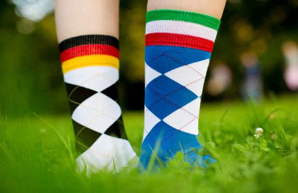 Созданы инновационные носки, избавляющие от неприятного запаха