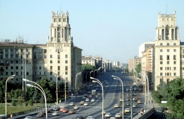 Отложена спорная реконструкция Ленинского проспекта - С.Собянин