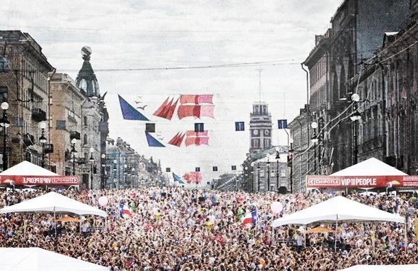 Пройти по Невскому и ни во что не врезаться можно будет в 2020 году