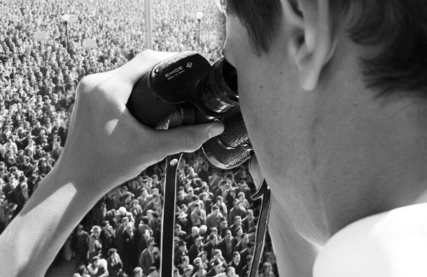 На митинги в Петербурге придут общественные контролеры