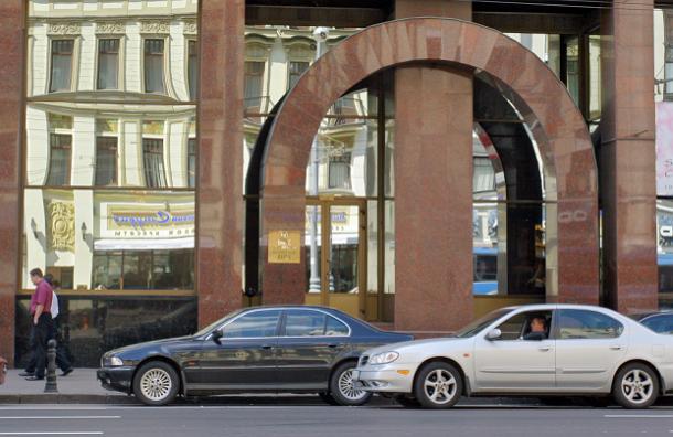 Перекрыт прямой выезд с Садового кольца на Тверскую улицу