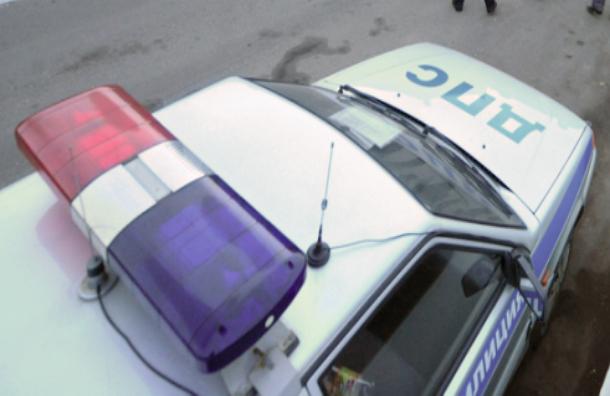 Новое нападение выходца с Кавказа на столичных полицейских