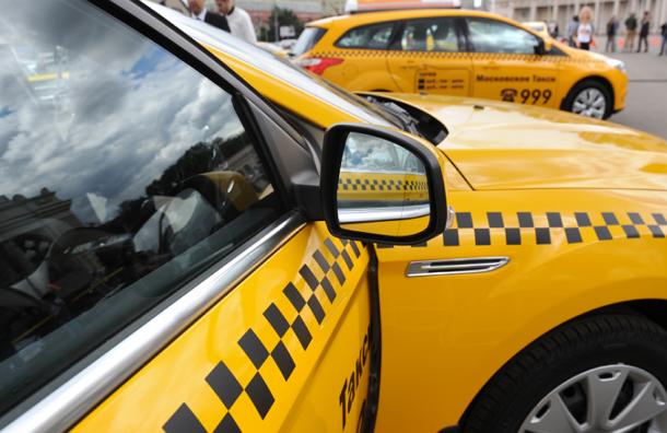 Такси в Москве: желтый цвет и единый тариф