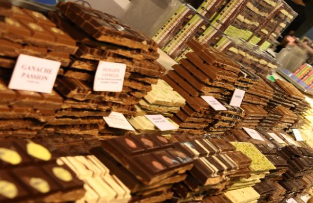 Всемирный День шоколада отмечается 11 июля
