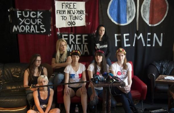 Идеолога FEMEN избили в Киеве