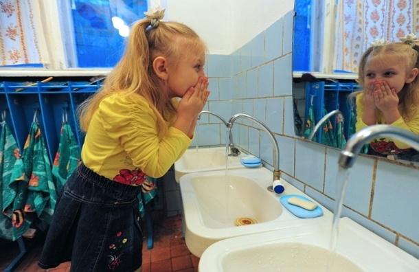 Детсад будет жить по новым санитарным правилам
