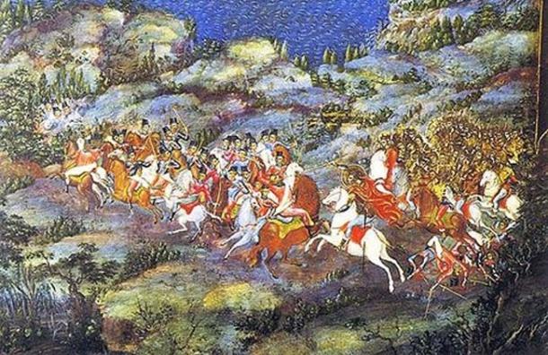 773 года назад русские войска разбили шведов в Невской битве