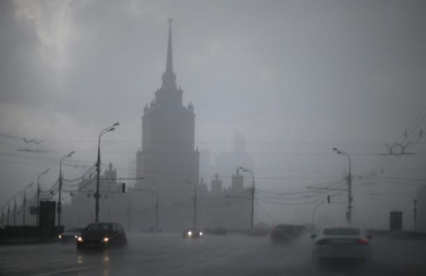Разгул стихии в Москве: жертвы и последствия