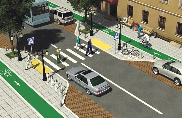 Проект «Пятницкая» превратит московскую улицу в рай для пешеходов