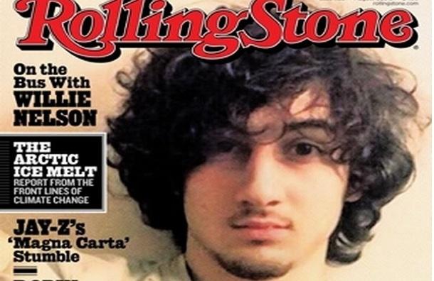 На обложке русской версии Rolling Stone фотографии Царнаева не будет
