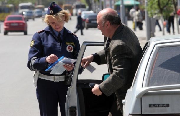 Двое москвичей задержаны при попытке дачи взятки сотрудникам ГИБДД