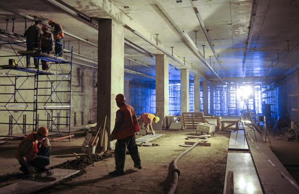Власти Москвы организуют экскурсии на строящихся станциях подземки