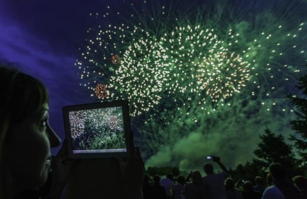 На выходных в Москве состоятся два фейерверка