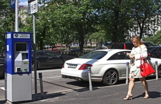 Жалобы на платные парковки в Москве будут рассматриваться оперативнее
