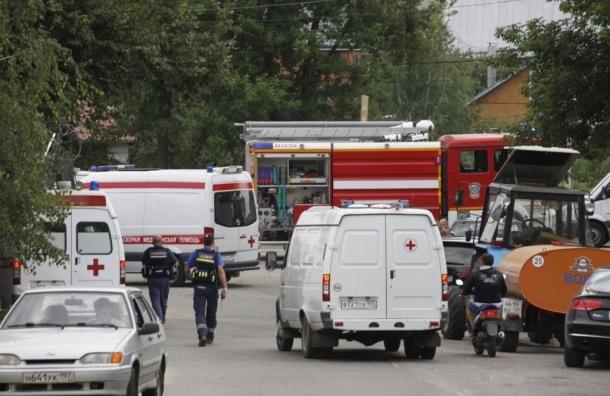 Серьезное ДТП произошло на западе Москвы