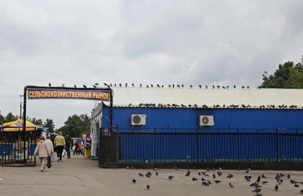 Матвеевский рынок власти Москвы снесут к 2015 году
