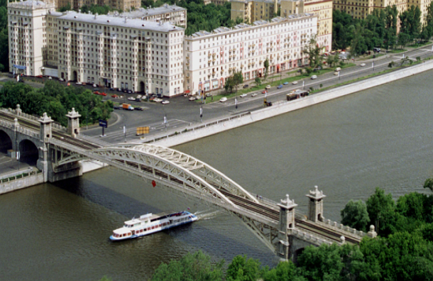 В субботу в центре Москвы ограничат движение транспорта