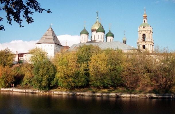 Новоспасский монастырь оштрафован за незаконные коммерческие услуги