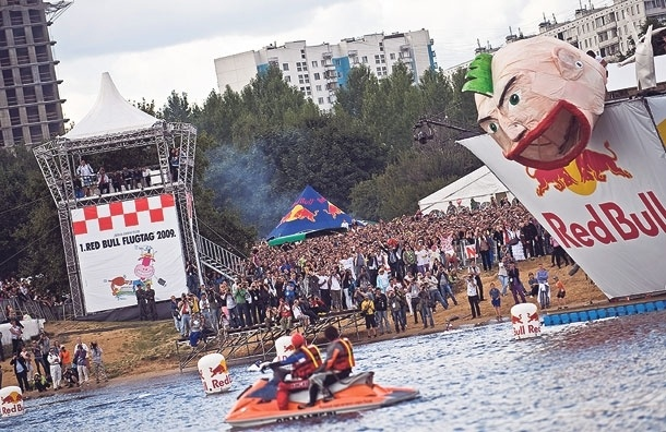 Команда Москвы четвертый раз участвует в конкурсе необычных летательных аппаратов