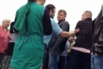 Задержан мужчина, проломивший голову полицейскому в Москве