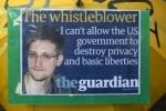 Условия Путина вынудили Сноудена отказаться от идеи получить убежище в России