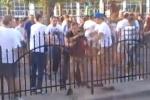 В интернете появилось видео драки фанатов ЦСКА и «Зенита»