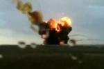 После падения «Протона» над Байконуром появилось ядовитое облако