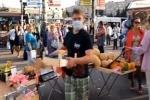 Полиция задержала 20 участников «русской зачистки» в метро «Сенная площадь»