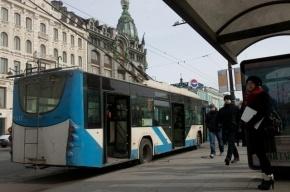 Петербург купит 80 гибридных троллейбусов до конца года