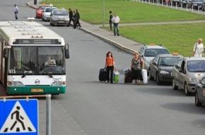 Водитель автобуса №39 увез пассажиров в Пушкин вместо «Пулково»