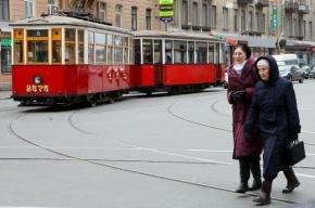 Власти города рассказали, что будет с петербургским трамваем
