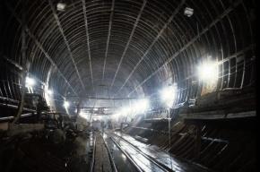 В Петербурге утвержден график строительства новых станций метро до 2020 года