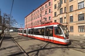 Площадь Репина закроют для капитального ремонта трамвайных путей
