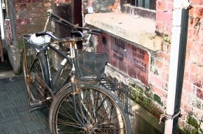 В Ленобласти легковушка сбила насмерть пожилого велосипедиста