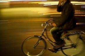 На Большом Сампсониевском проспекте полицейские сбили велосипедиста
