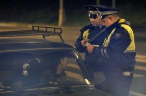 В Петербурге ГИБДД отлавливает нарушителей с прибалтийскими номерами