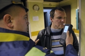 Госдума приняла закон о промилле для водителей