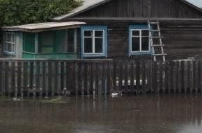 В Амурской области затопило село Ивановка: жителей вывозили вертолетами