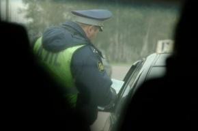 На Пискаревском проспекте иномарка протаранила машину с беременной
