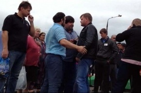 Во время «зачистки» на рынках Москвы задержали более 300 человек