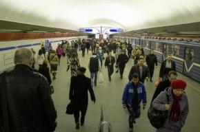 На станциях метро Петербурга отлавливали мигрантов