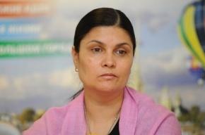 Глава петербургского УФМС пришла на народный сход против этнопреступности
