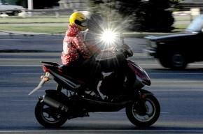 Мотоциклист погиб в аварии с автобусом на юго-западе Петербурга